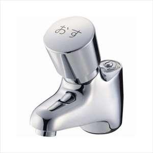 三栄水栓 SANEI  Y596C 自閉式立水栓 Y596C-13