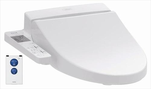 【地域により別途送料有】【送料無料】TOTO TCF585AU フラッシュタンク式/4.8L洗浄便器用 便ふたあり リモコン便器洗浄タイプ タッチスイッチ