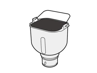 パナソニック 部品・消耗品 米用パンケースADA60-176
