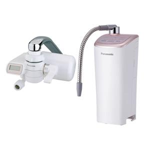 【送料無料】パナソニック(panasonic)  TK-AJ21 家庭用アルカリイオン整水器 pH5.5程度からpH約9.5まで5段階の水が選べます 有害成分除去もお任せ
