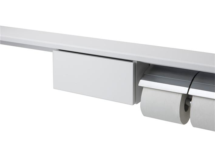 TOTO UGA486A#NW1 カウンタータイプ専用(Sサイズ用)286×88×130 (225×70×115程度の生理用品1パックが収納できます。)