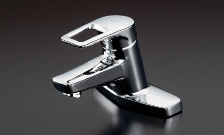 【送料無料】TOTO TLHG30AE シングルレバー混合栓(2穴タイプ)取り換え用 逆止弁付 エコシングル ポップアップ式 スパウト長さ120mm ソフト【洗面所用水栓】