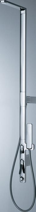 【送料無料】TOTO TMX95A 壁付シングル混合水栓(シャワーバー)逆止弁付