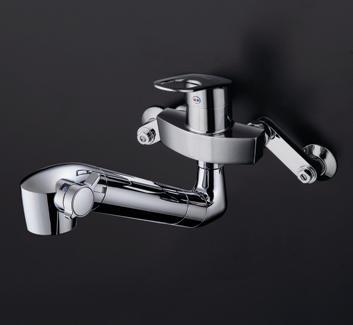 【送料無料】TOTO TKGG37E 浄水器兼用混合栓 吐水切り替えタイプ エコシングル 浄水・整流・シャワー メタル 逆止弁