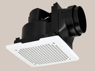日立 DS-10BHW ダクト用換気扇 天井埋込形 BL規格認定品 低騒音タイプ 浴室・洗面所・トイレ・居間用 DS-10BH-BLの後継機種
