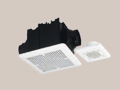 日立 DS-14BP-BL ダクト用換気扇 天井埋込形 BL規格認定品 低騒音タイプ 浴室・洗面所・トイレ用 2部屋用