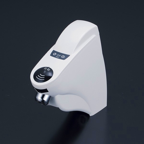 【送料無料】KVK E1703 センサー水栓 (吐水口回転形立水栓タイプ用)