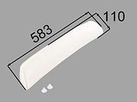 リクシル ヘッドレスト[YCH-9A/W]