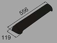 リクシル ヘッドレスト[YCH-10B/K]