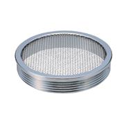 ミヤコ 排水部材 M18C 防虫目皿 寸法125DT