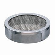 【地域により別途送料有】ミヤコ 排水部材   M19CS ステンレス防虫目皿 寸法 100