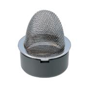 ミヤコ 排水部材 M19CWY 山型防虫目皿 寸法75DT