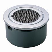 ミヤコ 排水部材 MK19CW 防虫目皿 寸法200