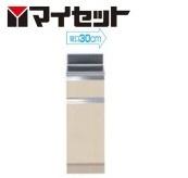 【メーカー直送にて送料無料】マイセット MYSET M1-30T 30X55X80cm 調理台