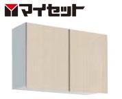 【メーカー直送にて送料無料】マイセット MYSET Y1-90ENT 90X20.1X60cm 多目的吊り戸棚