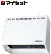 【メーカー直送にて送料無料】マイセット MYSET MY-756KL(75X59X60cm)  金属換気扇付レンジフード