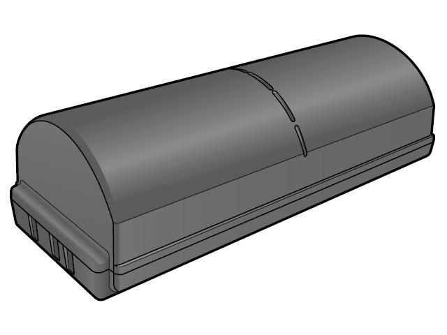 パナソニック 掃除機 充電式リチウムイオン電池 AMV97V-LH
