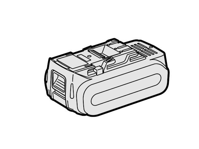 パナソニック リチウムイオン電池パック 14.4V 2.0Ah(LFタイプ) EZ9L47