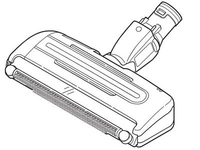 パナソニック 床用ノズルAMV99R-FR0W