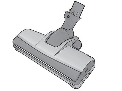 パナソニック 床用ノズル(小型軽量パワーノズル)(ピンクシャンパン用)AMV85P-JT0F
