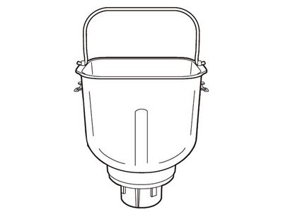 パナソニック 部品・消耗品 米用パンケース完成ADA60-171