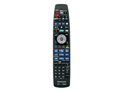 【メール便対応可】 パナソニック リモコン TZT2Q01A4SJ ブルーレイ/DVDレコーダー「DIGA」用
