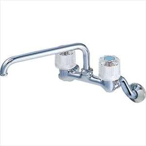 三栄水栓 SANEI  CK211 ツーバルブ混合栓 CK211-13
