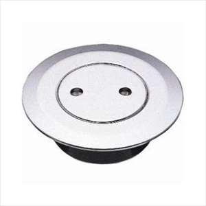 三栄水栓 SANEI  H52-2 兼用ツバ広掃除口 H52-2-150