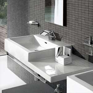 三栄水栓 SL818432 洗面器 SL818432-W-104