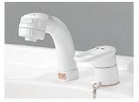 【送料無料】パナソニック Panasonic CQ711SAZ シングルレバーシャワー混合栓 一般地用【HAT】