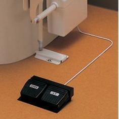 TOTO トイレリフト用フットスイッチ EWCP130A 介助者用のフットスイッチで手がふさがってるときに非常に便利です