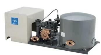 【メーカー直送にて送料無料】テラル(TERAL) KP-3405LT/KP-3406LT 浅深用自動ポンプ(KP形) 400W 三相200V