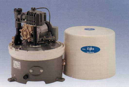 【メーカー直送にて送料無料】テラル(TERAL) WP-405T-1/WP-406T-1 浅井戸用自動式ポンプ(WP形) 400W 単相100V