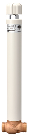 竹村製作所 不凍水抜栓 MT-II 25mm 0.3m MT-2-25030GP ※GPシモク付