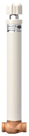 竹村製作所 不凍水抜栓 MT-II 20mm 0.8m MT-2-20080VP ※VPシモク付
