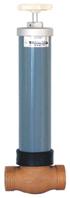 竹村製作所 不凍水抜栓 MT 本体のみ40mm 1.5m MT-40150HIG ※HIガイドナット付
