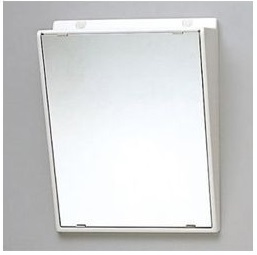 【送料無料】TOTO 純正アクセサリー LM531 TOTO 照明付傾斜鏡 ※受注生産約2週間