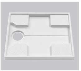 TOTO 洗濯機パンセット PWSP64E2W  セット内容(洗濯機パンPWP640N2Wと縦引トラップPJ2004B)【代引不可・同梱不可】