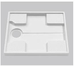 TOTO 洗濯機パンセット PWSP90D2W セット内容(洗濯機パンPWP900N2Wと横引トラップPJ2003B)【代引不可・同梱不可】