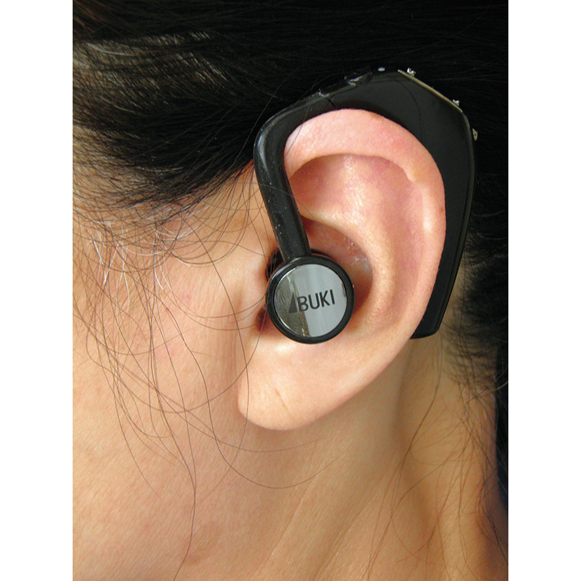 業界初の耳掛け式で装着簡単 安全 骨伝導耳かけ式集音器 店内全品対象 右耳用