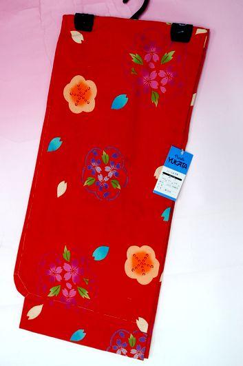 【送料無料】女児浴衣 貴重なジュニア浴衣 11~12歳浴衣 140cm 浴衣  日本製!