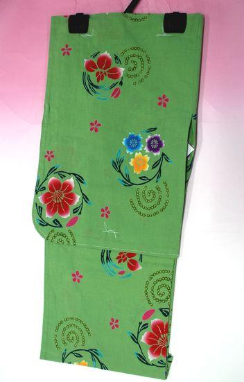 【送料無料】女児浴衣 貴重なジュニア浴衣 13~14歳浴衣 150浴衣  日本製!