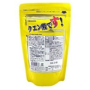 クエン酸 日本メーカー新品 ビタミン配合 クエン酸です _ 300g 年末年始大決算