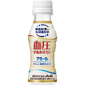 アサヒ飲料 高い素材 アミール やさしい発酵乳仕立て 100ml×60本_ 値引き