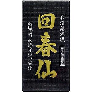 【第2類医薬品】 回春仙 400粒_