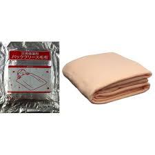 ◆サンズ 災害備蓄用 パックフリース毛布 1ケース(入数 10枚)