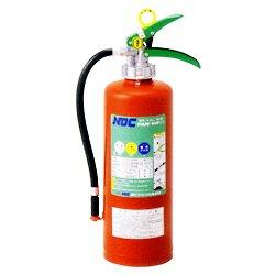 ◆スチール 消火器 10F-V 日本ドライケミカル 火災対策/火事/防災