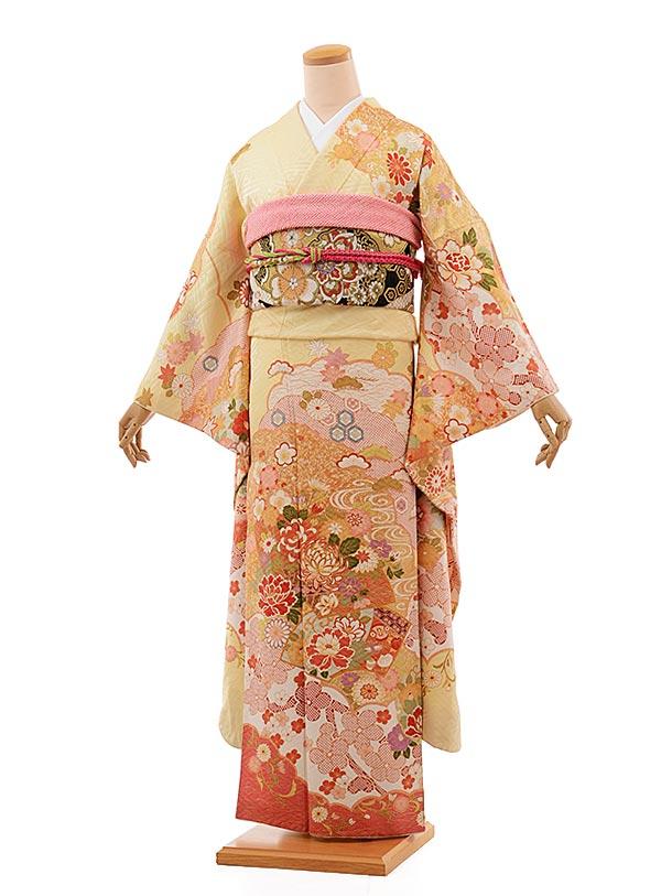 【レンタル】振袖レンタル 660fy16REN07