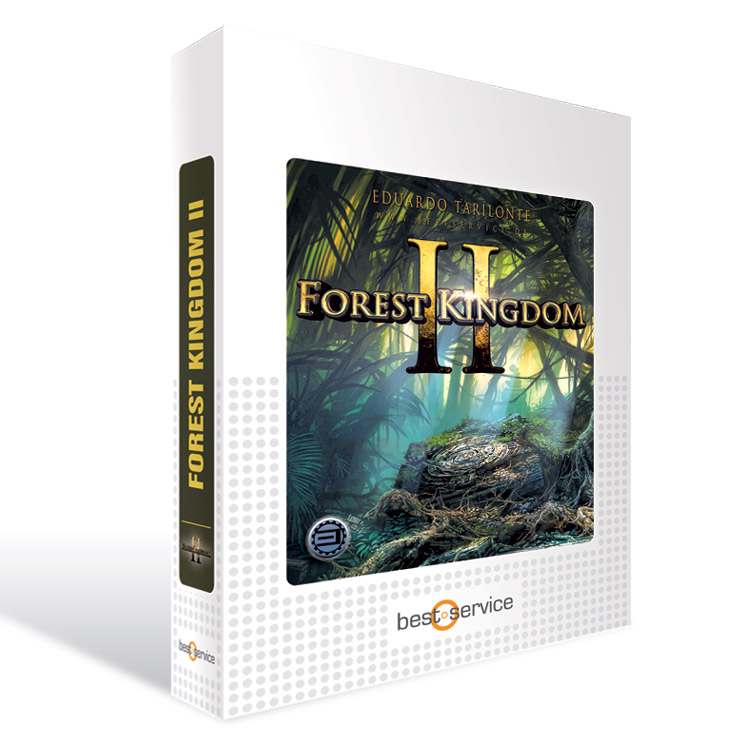 BEST SERVICE / FOREST KINGDOM 2 【送料無料】