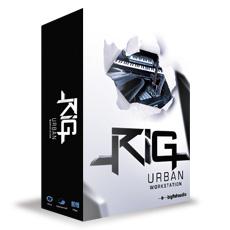 BIG FISH AUDIO RIG / URBAN WORKSTATION リグ / アーバン・ワークステーション 【送料無料】 【smtb-u】